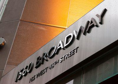 1560 Broadway