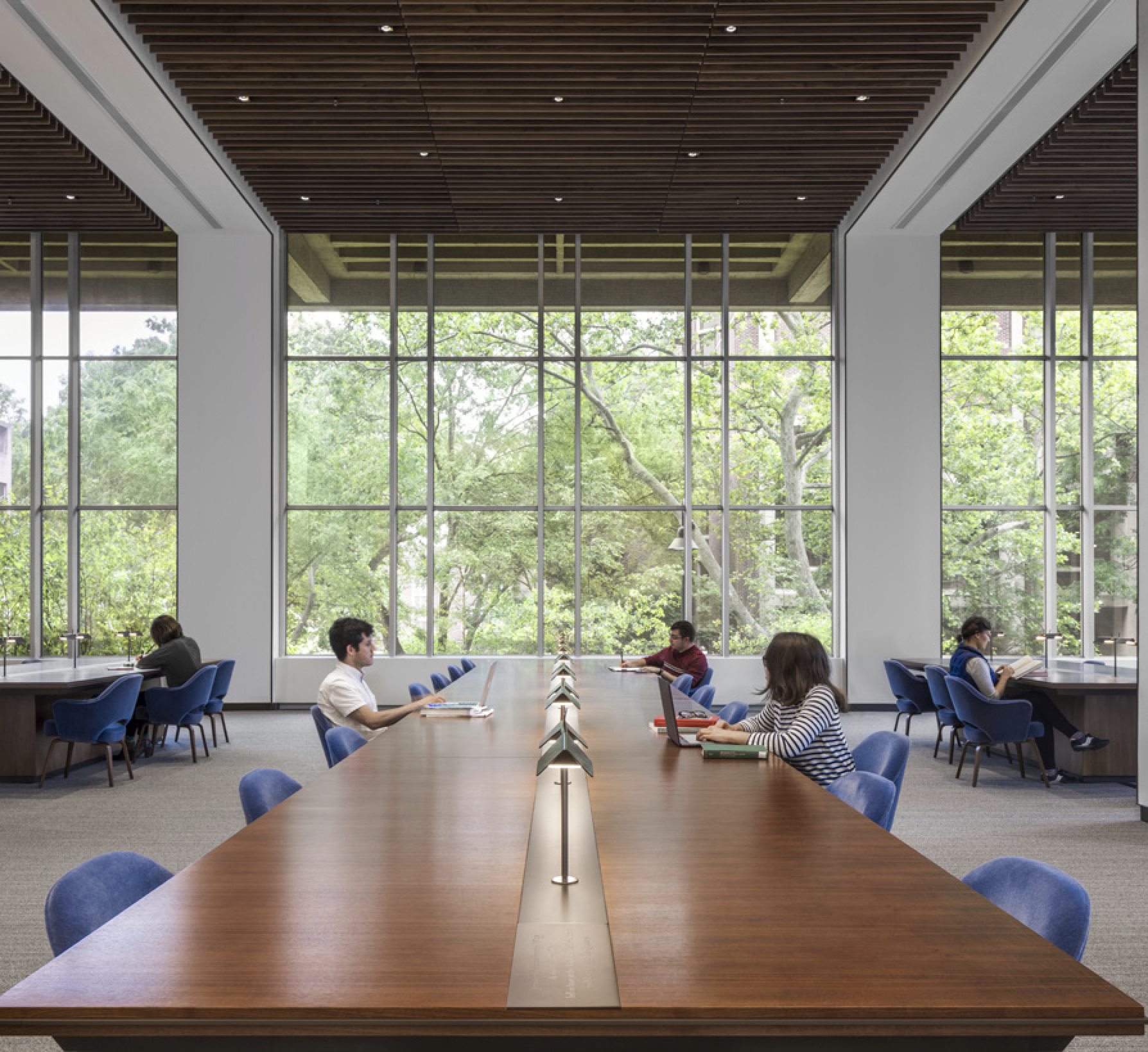 University Of Pennsylvania Van Pelt Library Featured Work By M Cohen And Sons